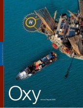 occidental petroleum 2005 Annual Re...