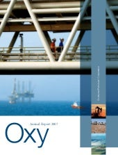 occidental petroleum 2007 Annual Re...
