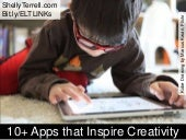10+ Apps for Student Creativity