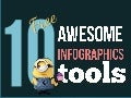 10 Awesome Infographics Tools by Esmeralda Diaz-Aroca