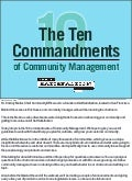The 10 Commandments of Community Management (PDF)