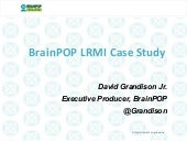 BrainPOP LRMI Case Study | Education Metadata Meetup