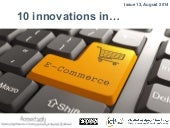 Tech Top 10s: Innovations in e commerce