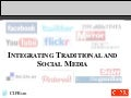10 may   integrating traditional and social media