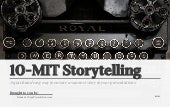 The 10MIT Technique for Storytelling