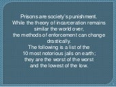 10 Most Notorious Prisons on Earth