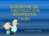 Sindrome De Obstruccion Bronquial