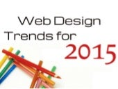 10 Popular Web Design Trends to Start Using in 2015