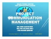 10 project communications