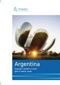 10 Reasons to invest in Argentina - July 2009