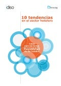 10 tendencias Distribución Hotelera