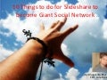 10 things Slideshare can do to become giant social network
