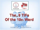 The TIFs of the 10th Ward
