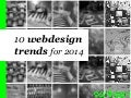 10 Webdesign Trends for 2014 by Vanksen