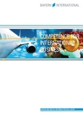COMPETENCE FOR INTERNATIONAL BUSINE...