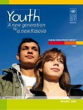 """Kosovo Human Development Report: Y..."