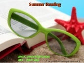 11.12 summer reading list titles