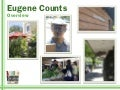 Eugene Counts Overview