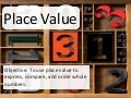 1.1 Place Value