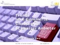 Trends im E-Commerce (IFJ / PBS)
