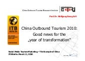 China Outbound Tourism-ITB Berlin-C...