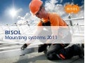 BISOL Solar Company: PV Mounting Systems 2011