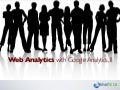 Web Analytics with Google Analytics, II