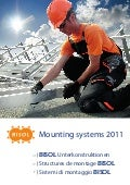 BISOL Solar Company: PV Mounting Systems - Multilingual
