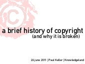 a brief history copyright (and why ...