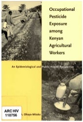 Kenyan Farm Workers: Poisoning by P...