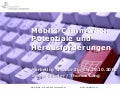 Mobile Commerce: Potentiale und Herausforderungen