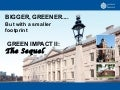 University of Greenwich Green Impact launch
