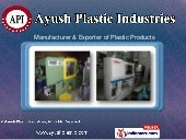 Ayush Plastic Industries Uttar Prad...