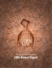williams 2006 Annual Report
