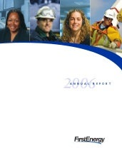 FirstEnergy Annual_Report_2006_Low_Res