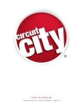 circuit city stores 2007 Annual Rep...