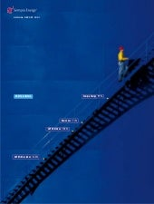 sempra energy 2001 Annual Report