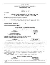visteon 2004 Form 10-K