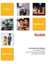 Kodak annualReport05