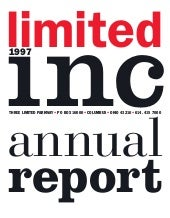 limited brands annual report 1997_full