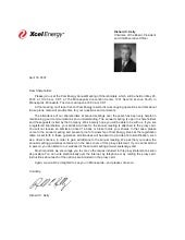 xcel energy 4_13_2007proxy0761161DZ...