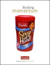campbell soup annual reports 2003