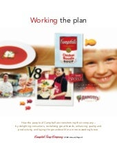 campbell soup annual reports 2002