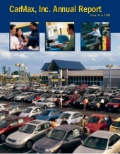 car max 2006AnnualReport