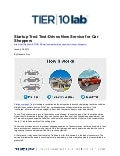 Startup Tred Test-Drives New Service for Car Shoppers