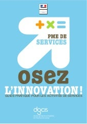 Osez l'innovation