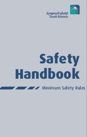Safety handbook Saudi Aramco  BY Mu...