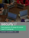 best practices to shape and secure your 1:1 program