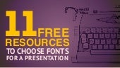 11 Free Resources to Choose Fonts