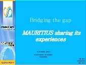 Bridging the Gap: Sharing Experienc...